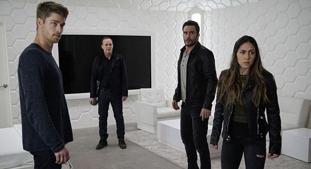 Agents of SHIELD - Team SHIELD