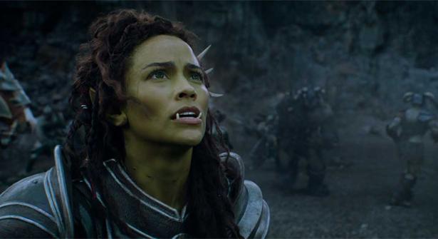 Warcraft - Paula Patton