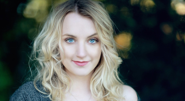 CCXP 2016 | Evanna Lynch, a Luna Lovegood da saga Harry ...