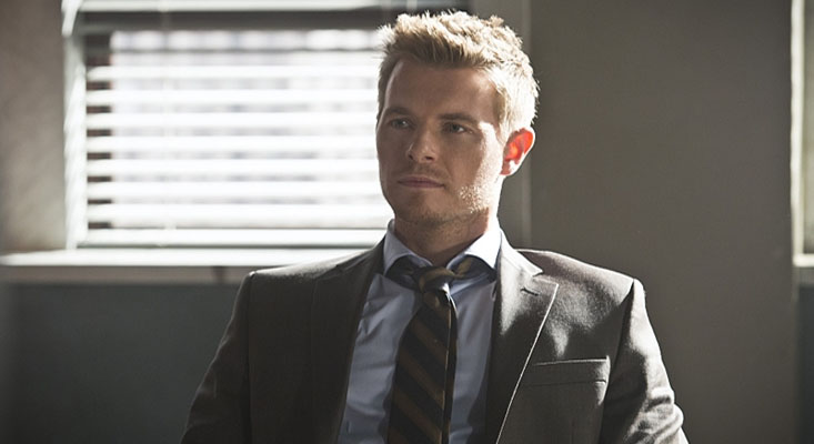 Rick Cosnett (The Flash)
