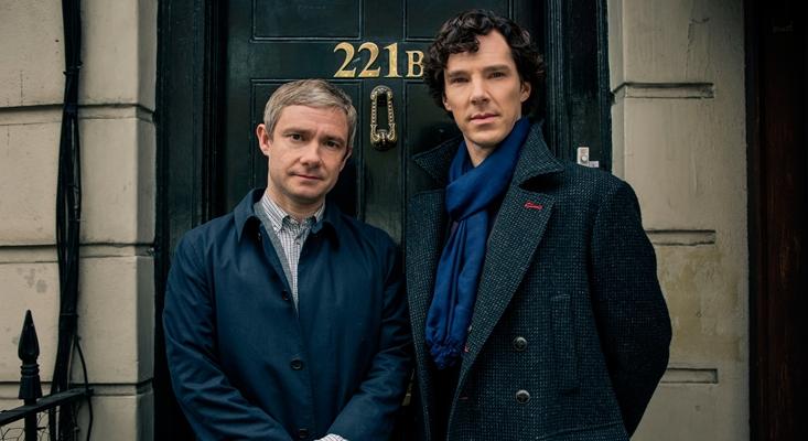 Sherlock (Divulgação/ BBC)