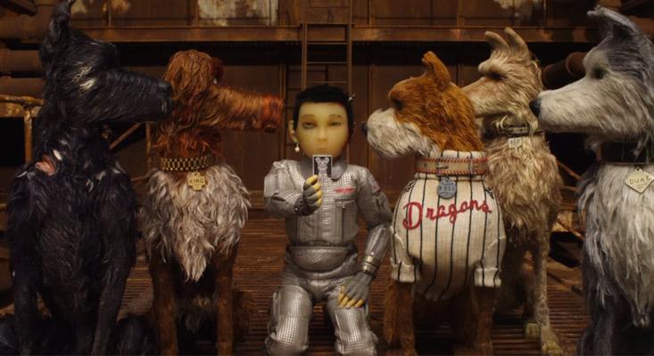 """""""Isle of Dogs"""", animação stop motion de Wes Anderson, ganha primeiro trailer"""