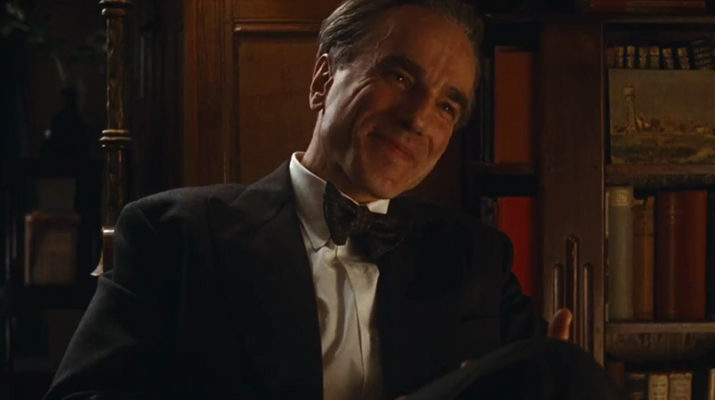Daniel Day-Lewis em Phantom Thread