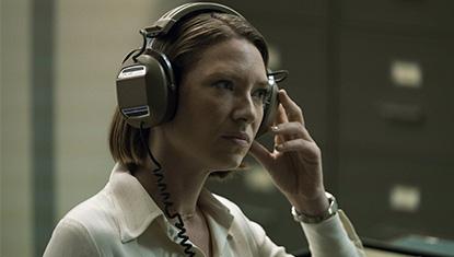 Anna Torv em Mindhunter (Netflix)
