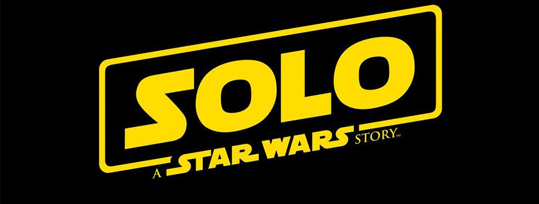 Logo oficial de Solo - A Star Wars Story