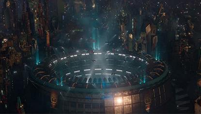 Planeta Sakaar de Thor: Ragnarok