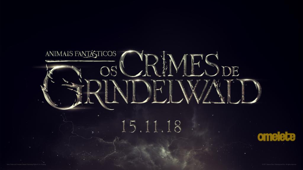 Logo oficial de Animais Fantásticos: Os Crimes de Grindelwald