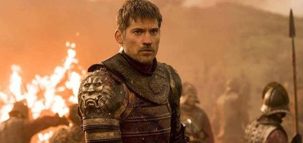 Nicolaj Coster-Waldu como Jaime Lannister em Game of Thrones