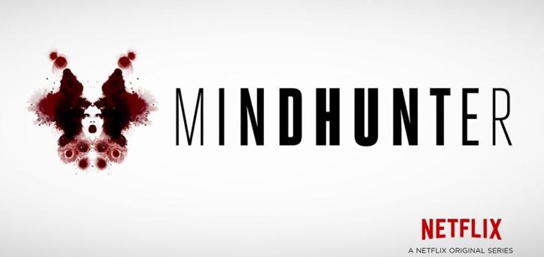 Logo da série Mindhunter