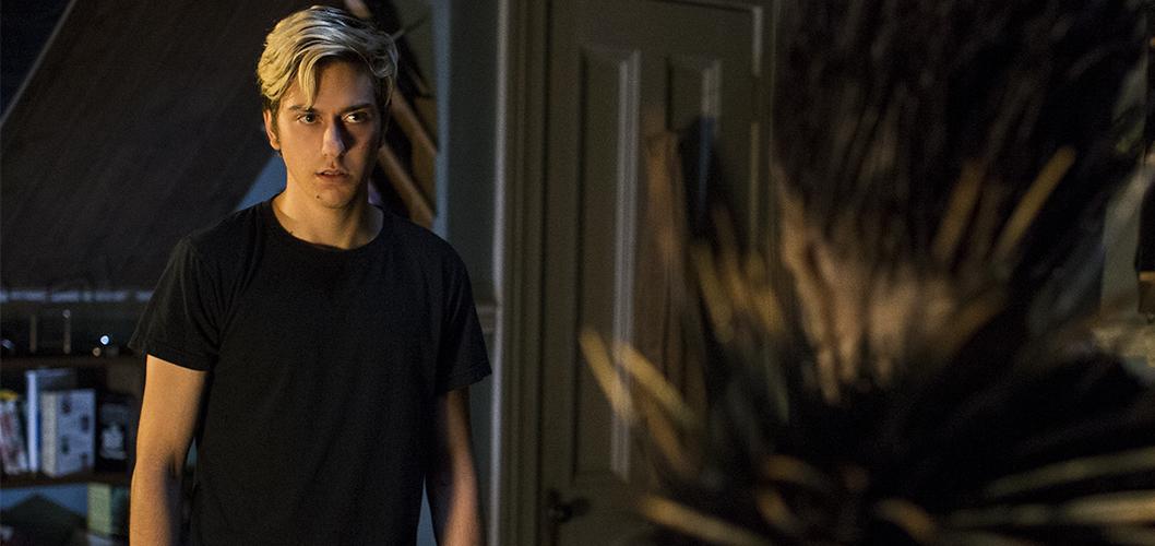 Nat Wolff na adaptação de Death Note para a Netflix