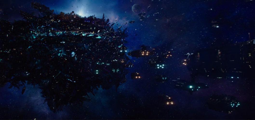 Cena de Valerian e a Cidade dos Mil Planetas