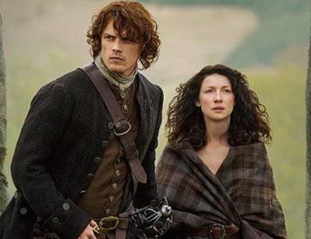 Editora Arqueiro relança os dois primeiros livros de Outlander com capas temáticas da série de TV