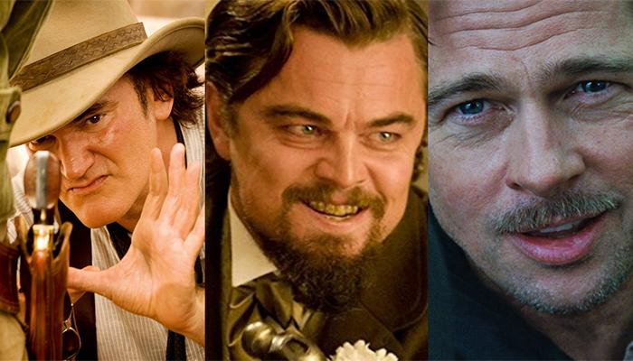 Brad Pitt e Leonardo DiCaprio vão protagonizar próximo filme de Quentin Tarantino