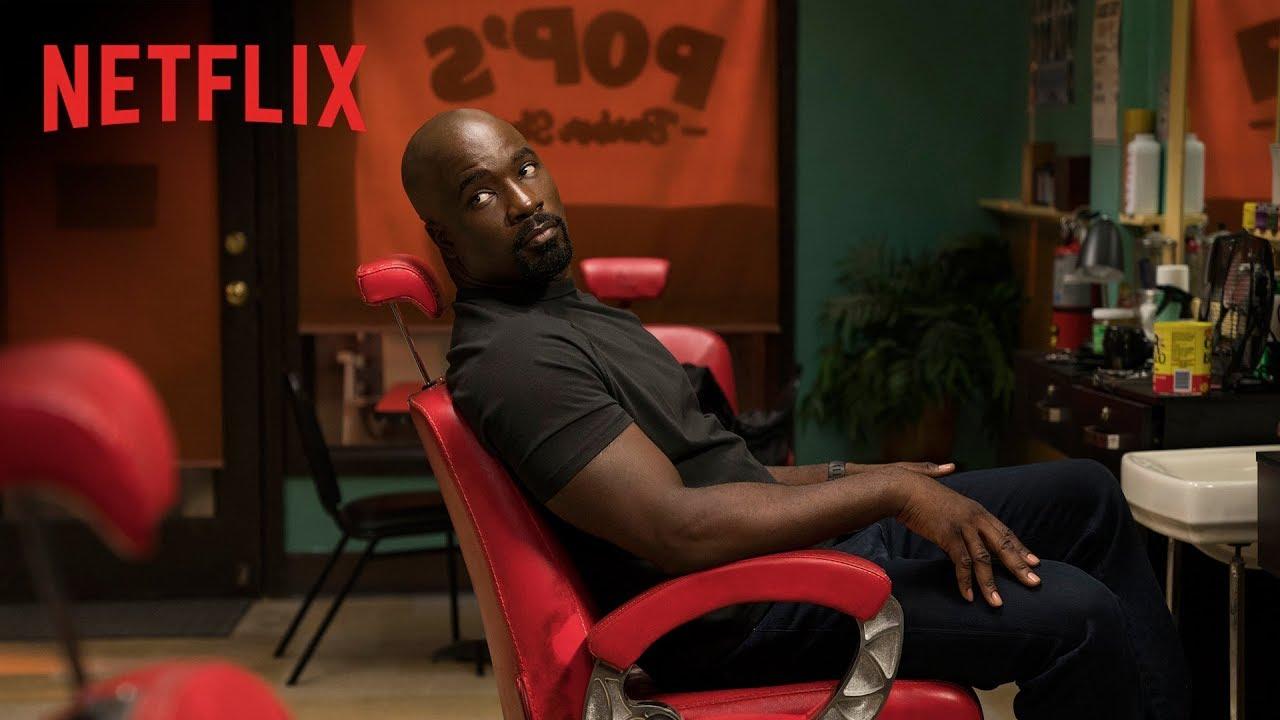 Marvel - Luke Cage - Temporada 2 - Anúncio de Estreia [HD] | Netflix