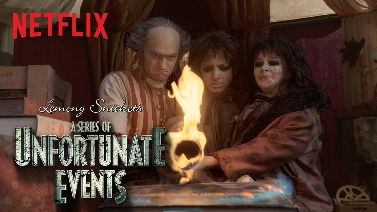 Netflix revela novo trailer para segunda temporada de Uma Série de Desgraças