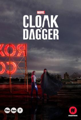 Cloak & Dagger (Manto e Adaga)