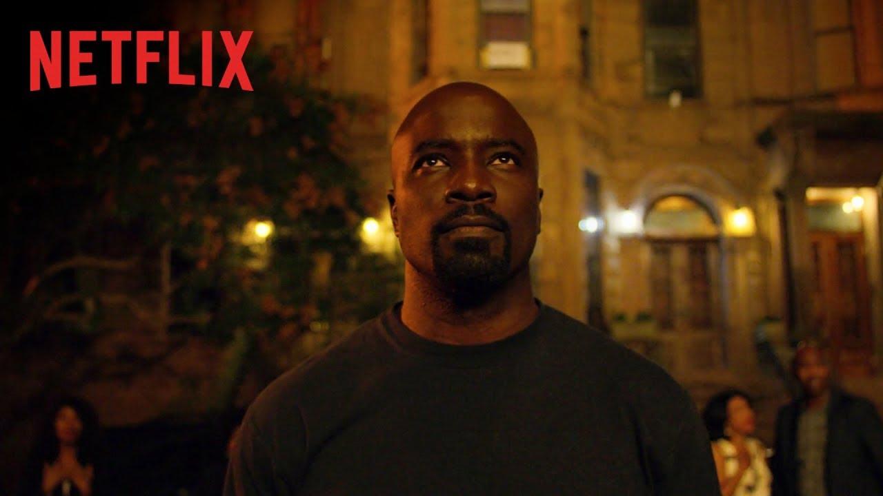 Segunda temporada ganha primeiro trailer — Luke Cage