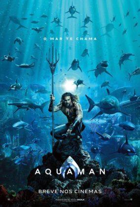 Aquaman - Pôster