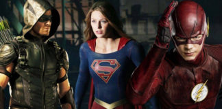 Arrow - Supergirl - The Flash - CW