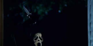 Ghostface em Scream: Resurraction