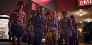 Imagem da 3ª temporada de Stranger Things