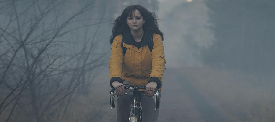 Lisa Vicari como Martha Nielsen na terceira temporada de Dark   Crédito: Cortesia / Netflix