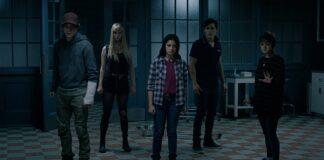 Imagem de divulgação do filme Os Novos Mutantes
