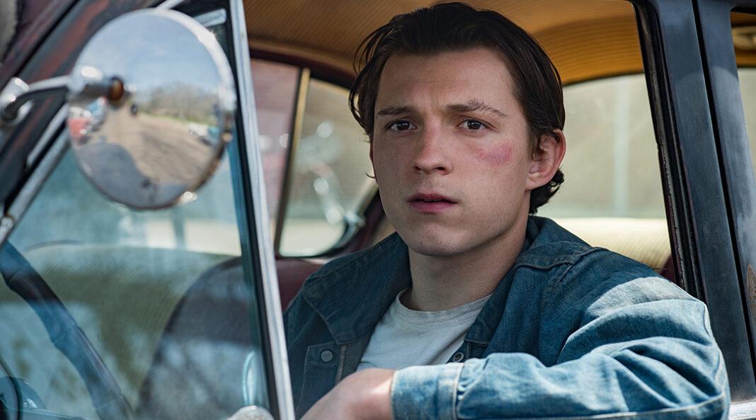 Tom Holland no filme O Diabo de Cada Dia | Imagem: Cortesia / Netflix