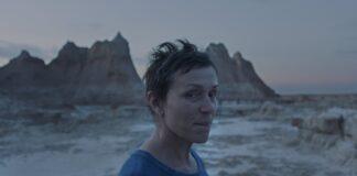 Francis McDormand no filme Nomadland