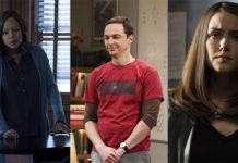 How to Get Away with Murder, The Big Bang Theory e The Blacklist